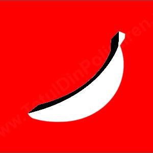 banana-polistiren