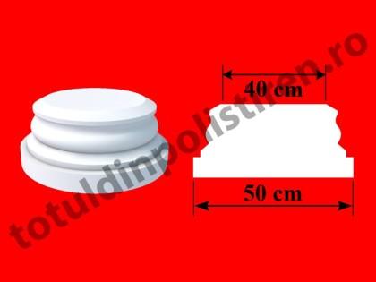 Baze Rotunde din Polistiren – BRP1
