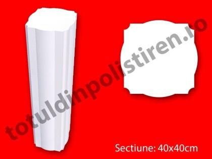 Coloane din polistiren Model CoPo2