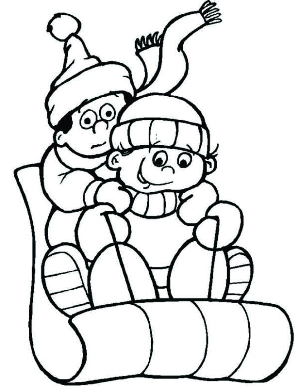 doi-copii-pe-sanie-polistiren