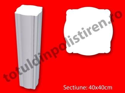 Coloane din polistiren Model CoPo5