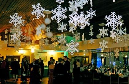 Decoratiuni de iarna din Polistiren